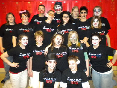 Bagley High Drama Freaks T-Shirt Photo