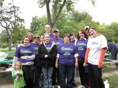 Walk4 Hearing T-Shirt Photo