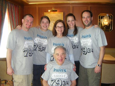 Irwin's Sweet 79 3/4 T-Shirt Photo