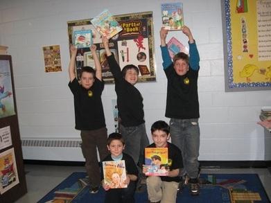 Celebrating Literacy T-Shirt Photo