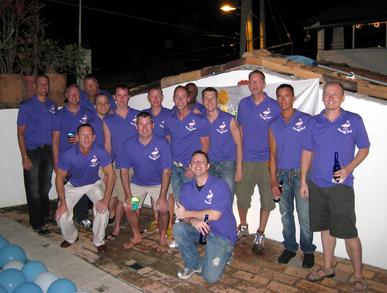 Chicago Boyz In Puerto Vallarta T-Shirt Photo