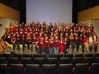 Alpha Phi King Of Hearts Philanthropy Fundraiser! T-Shirt Photo