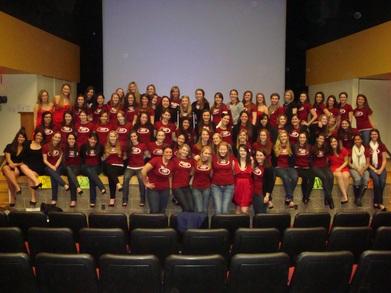 Alpha Phi King Of Hearts Philanthropy Fundraiser! T-Shirt Photo