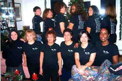 The Cha Cha Girls T-Shirt Photo