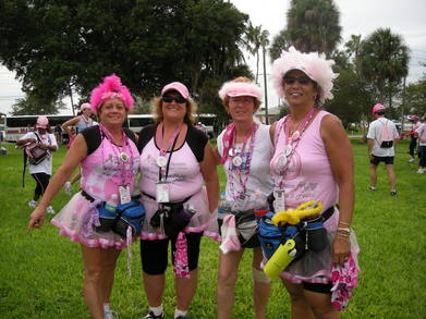 60 Mile Breast Cancer Walk Finished! T-Shirt Photo
