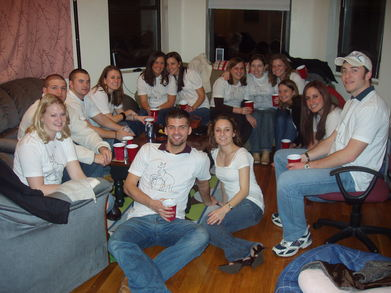 Study Abroad Reunion T-Shirt Photo
