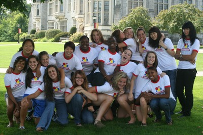 Emma Willard Proctors 2010 T-Shirt Photo