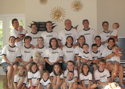 Family Vacation T-Shirt Photo