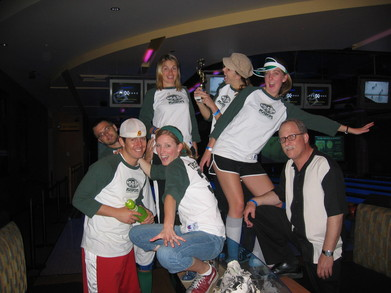 Kgm Team Bowling T-Shirt Photo