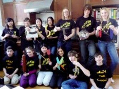 Phs Cooking Club T-Shirt Photo