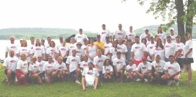 Mn Stingray Power Boat Rally 2006 T-Shirt Photo