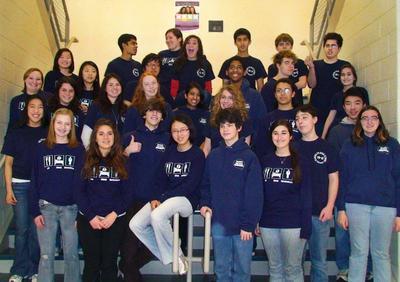 Rhs Forensics Public Speaking And Debate Team 2010 T-Shirt Photo