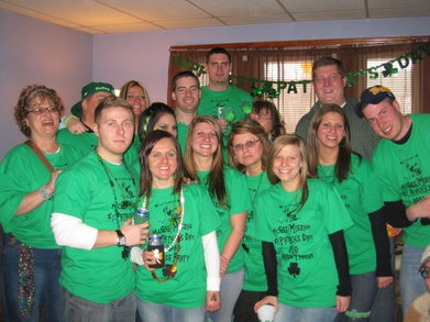 St. Patricks Day 2010 T-Shirt Photo