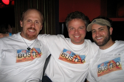 Busted In Utah T-Shirt Photo