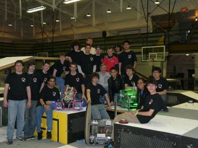 Jsdc 2010 Champion   Illinois Tech Robotics! T-Shirt Photo