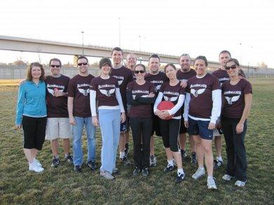 Alco Ballics Kickball T-Shirt Photo
