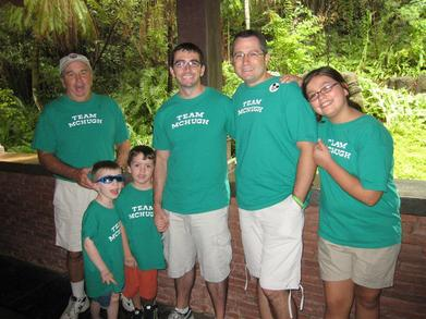Team Mc Hugh Rocks Animal Kingdom T-Shirt Photo