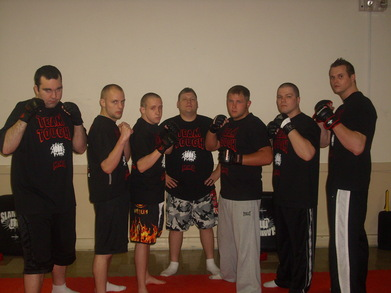 Team Tough Mma T-Shirt Photo