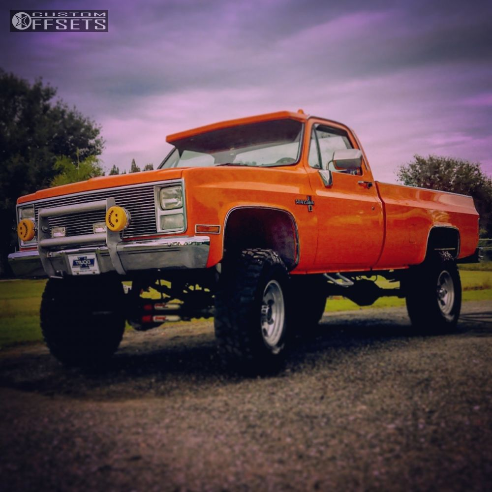 1986 chevy k20 for