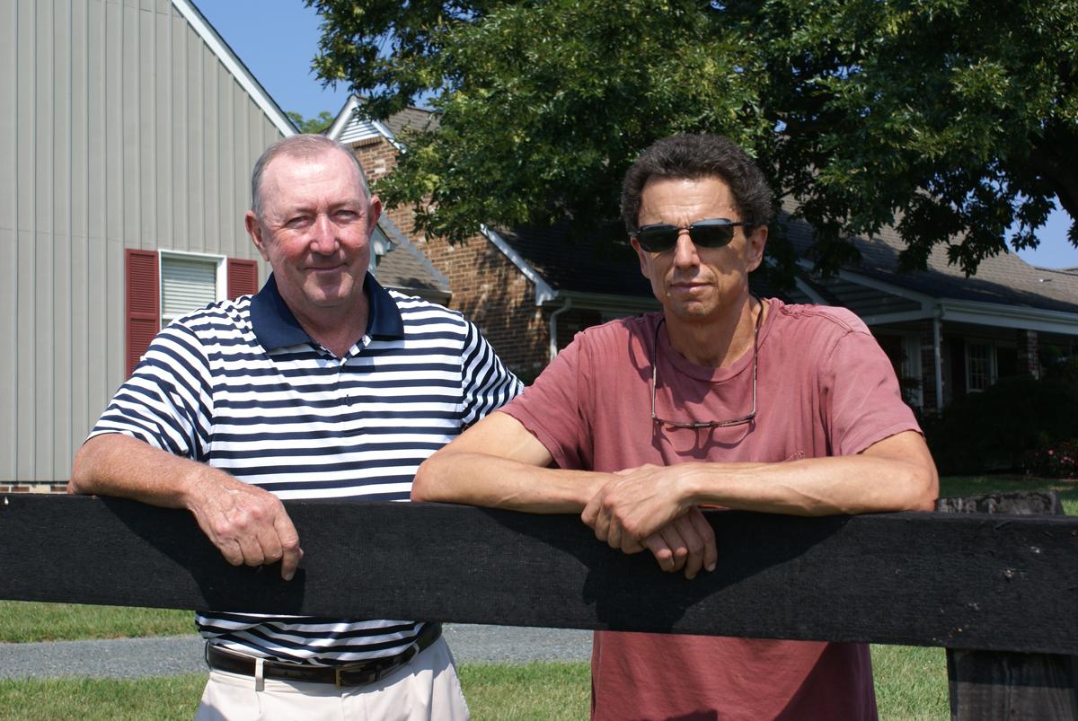 Gerry Schoenig and Gordon Berne