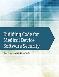 Building Code for Medical Device Software Security Cover