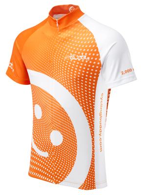 2000 mile CyclingBuddy Jersey
