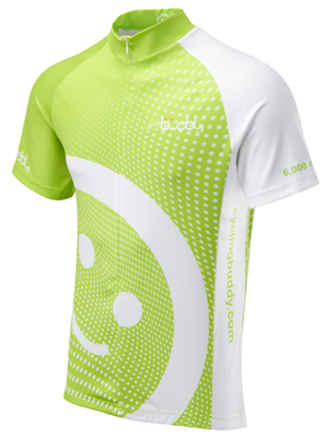 CyclingBuddy Cycling Jersey