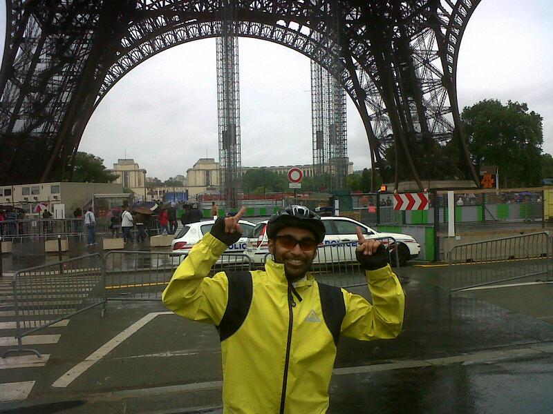 Rahul -  Paris