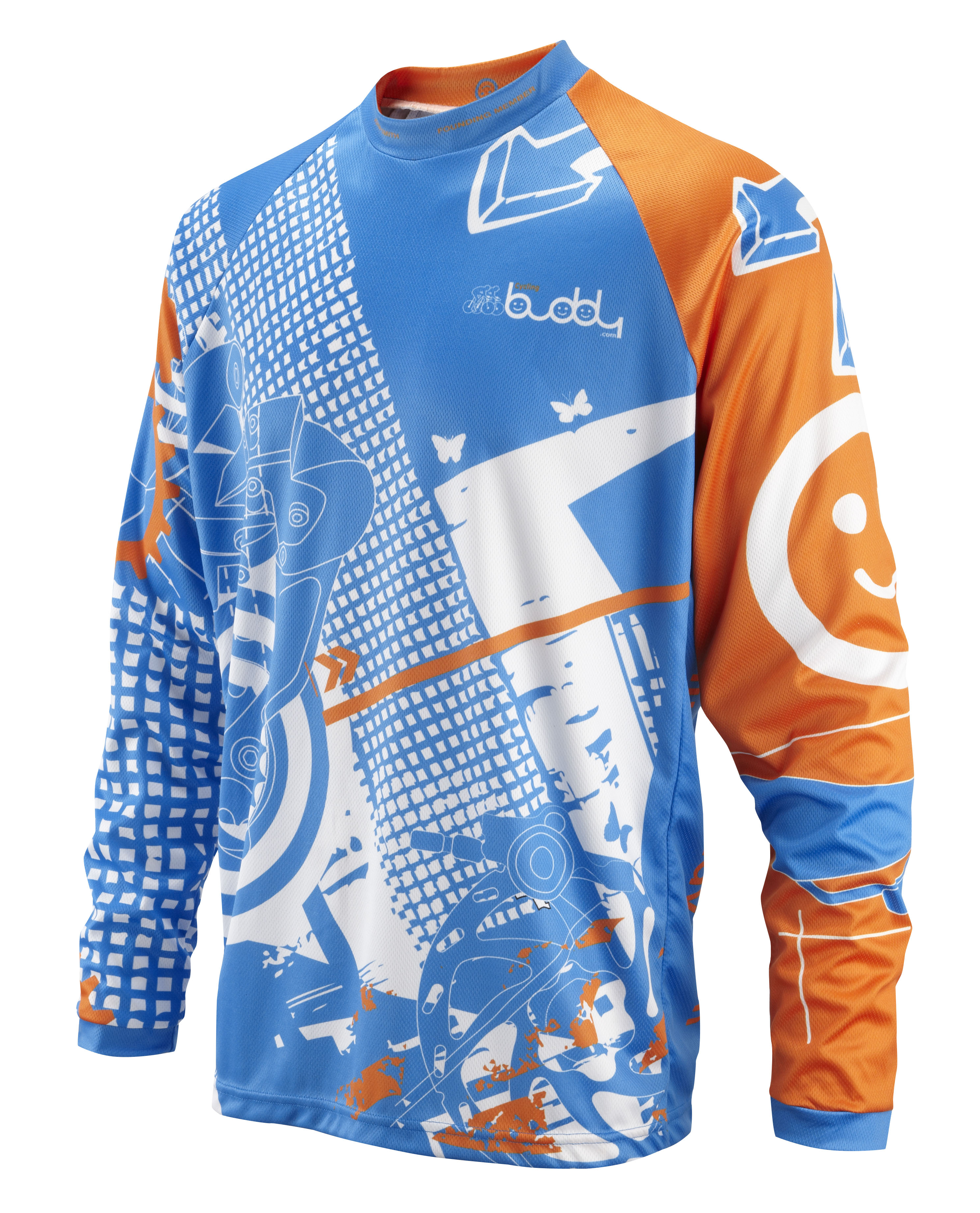 CyclingBuddy Downhill Founding Member Jersey