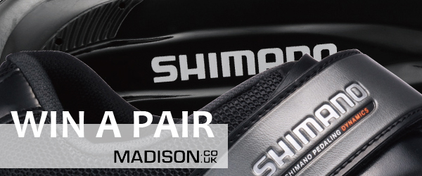 Win a Pair of Shimano Cycling Shoes