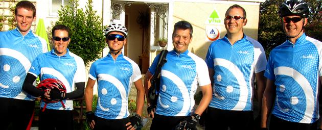 CyclingBuddy.com - Lands End to Gatwick
