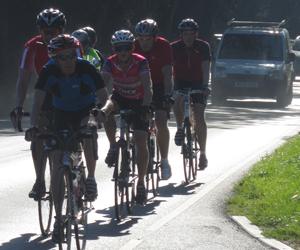 CyclingBuddy -  Lands end to Gatwick