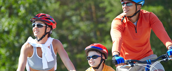 Tips for getting children into Cycling