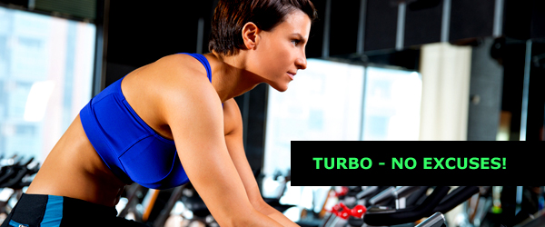 Turbo training for cyclists