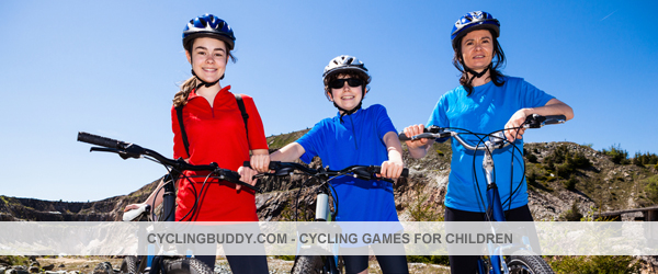Cycling Games For Children