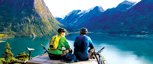 Cycling in Norway