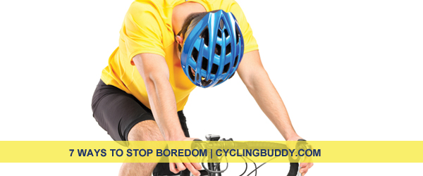 Stop Cycling boredom