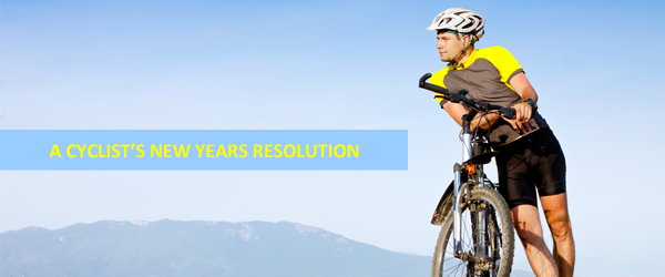 A cyclists' New Years' Resolution