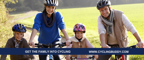 Get the family into cycling