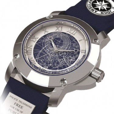 Doctor Who: TARDIS Collectors Watch