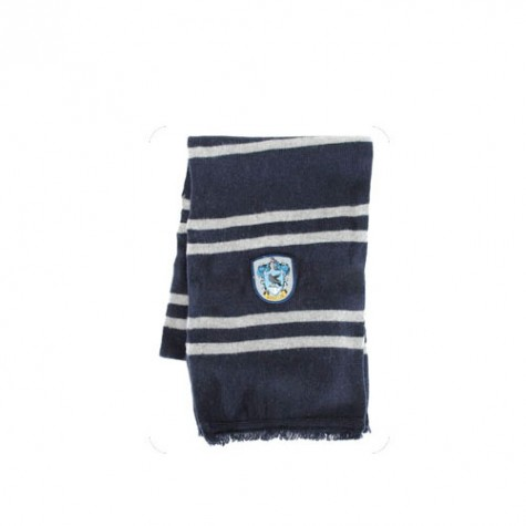 Harry Potter Hogwarts Ravenclaw House Scarf