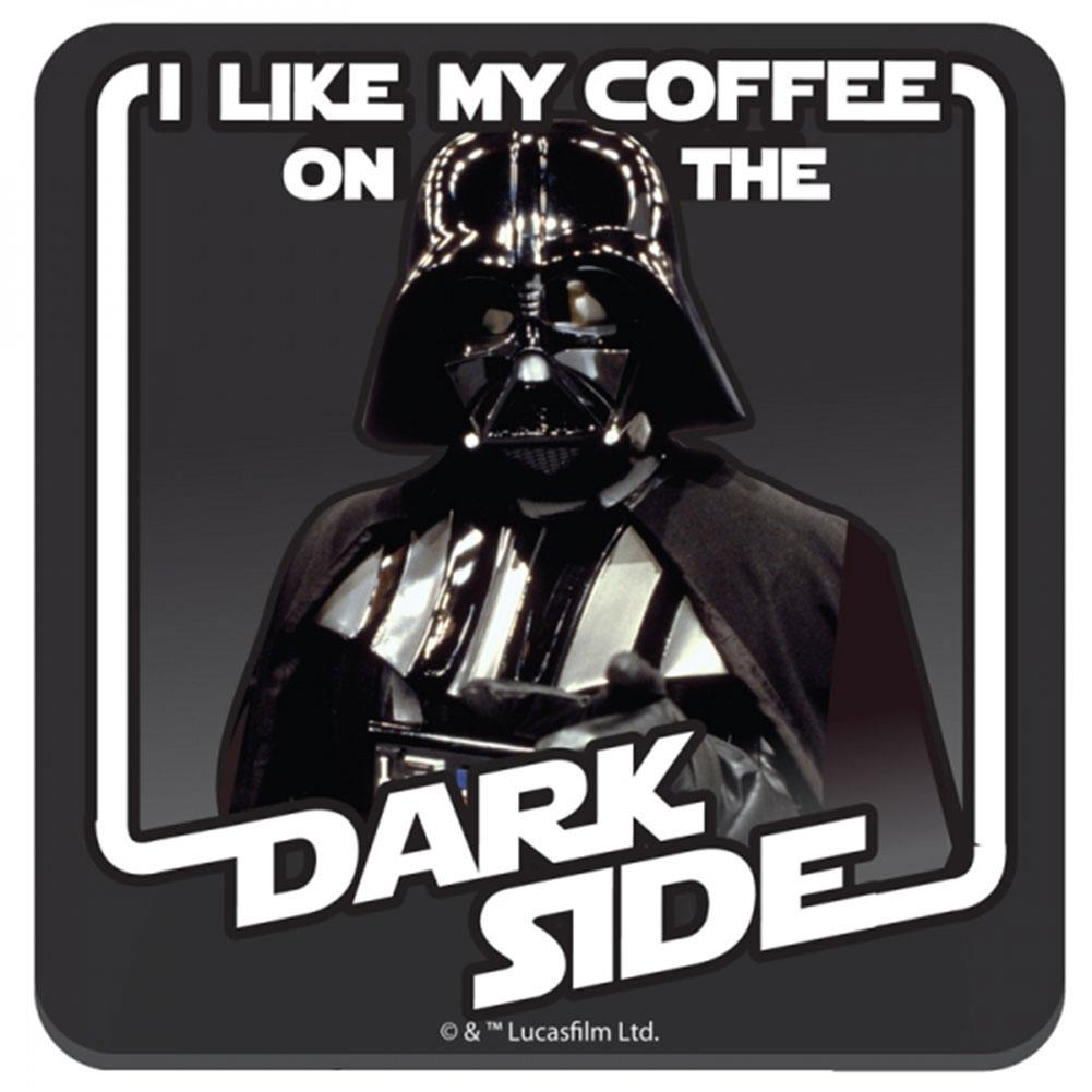 star wars darth vader coffee coaster coaster from hmb for
