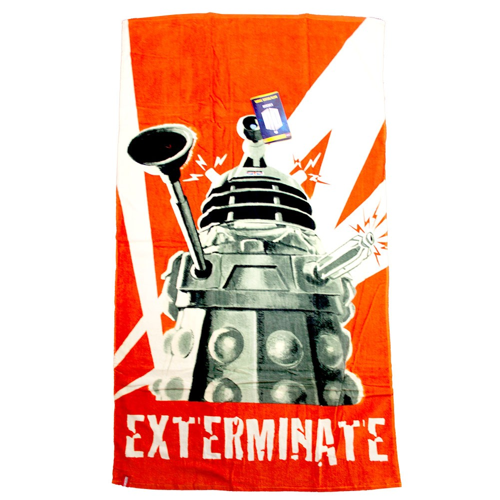 Exterminate Dalek German Doctor Who Dalek Exterminate