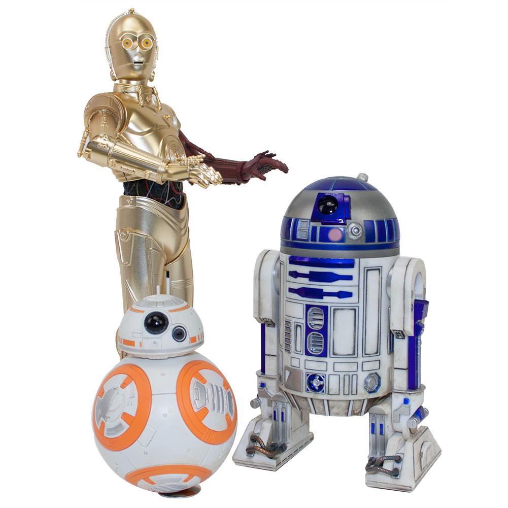 R2d2 And C3po Toys : Kotobukiya star wars the force awakens c po r d and bb