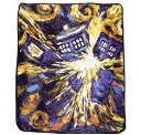 Doctor Who Pandorica Throw / Blanket