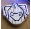 Doctor Who K9 and Cyberman Cookie Cutters Imported From The UK