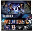 Doctor Who 50th Anniversary UK Postage Stamps Presentation Pack