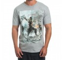 Assassins Creed Black Flag Heather T-Shirt
