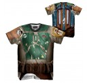 Star Wars It's Boba Fett Sublimation Adult T-shirt