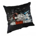 "The Big Bang Theory 13"" Square Throw Pillow - Posse"